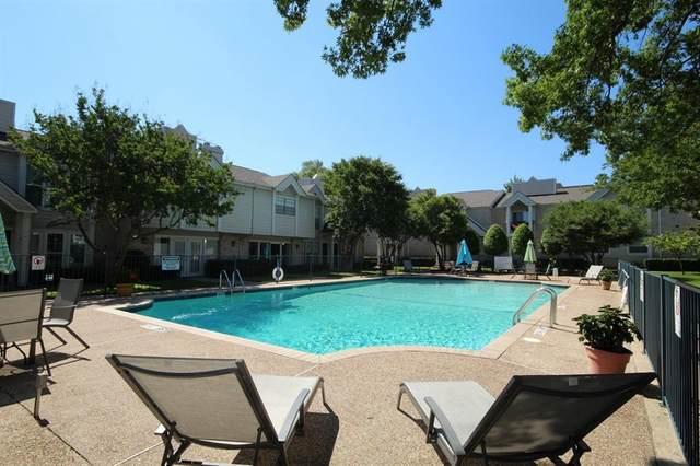 5881 Preston View Boulevard #204, Dallas, TX 75240 (MLS #14572308) :: 1st Choice Realty