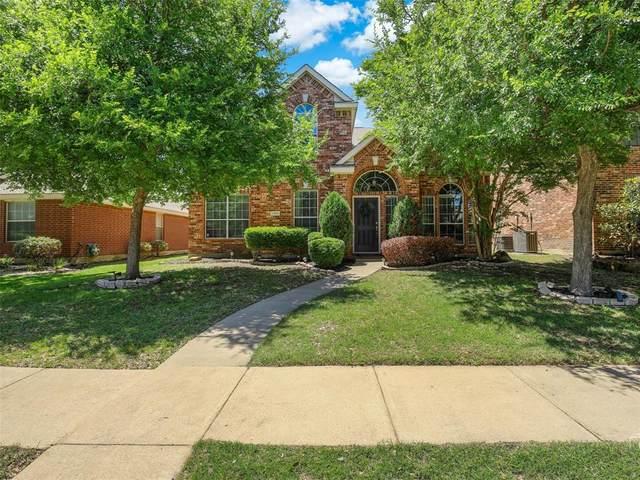12153 Hawk Creek Drive, Frisco, TX 75033 (MLS #14572316) :: Frankie Arthur Real Estate