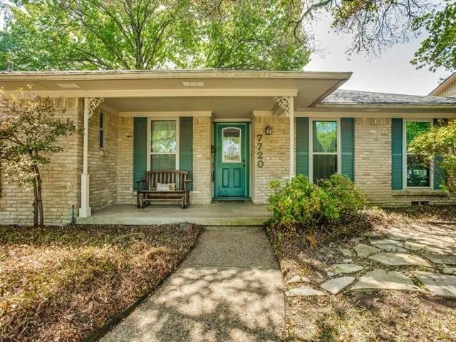 7720 El Pastel Drive, Dallas, TX 75248 (MLS #14572317) :: Real Estate By Design