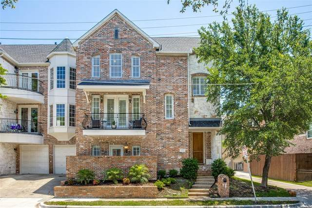 3714 Wycliff Avenue, Dallas, TX 75219 (MLS #14572324) :: Craig Properties Group