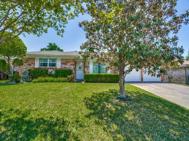 2912 Briarwood Drive, Plano, TX 75074 (MLS #14572328) :: The Juli Black Team