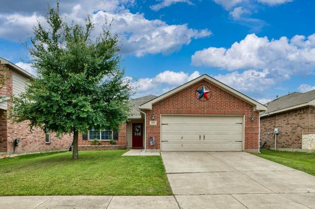 122 Lone Star Avenue, Venus, TX 76084 (MLS #14572342) :: NewHomePrograms.com