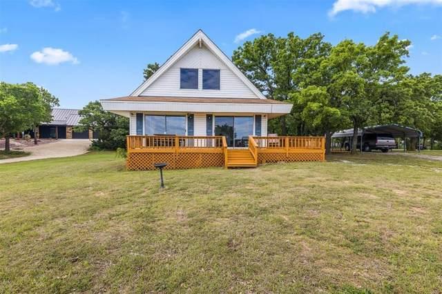 160 Cheyenne Drive, Nocona, TX 76255 (MLS #14572363) :: RE/MAX Landmark