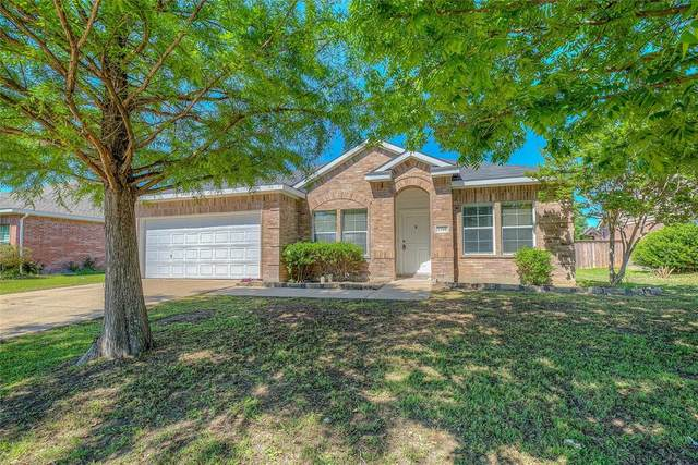 1106 Longhorn Lane, Forney, TX 75126 (MLS #14572369) :: Team Tiller