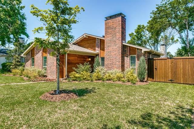 2711 Renwick Drive, Carrollton, TX 75007 (MLS #14572370) :: Team Tiller