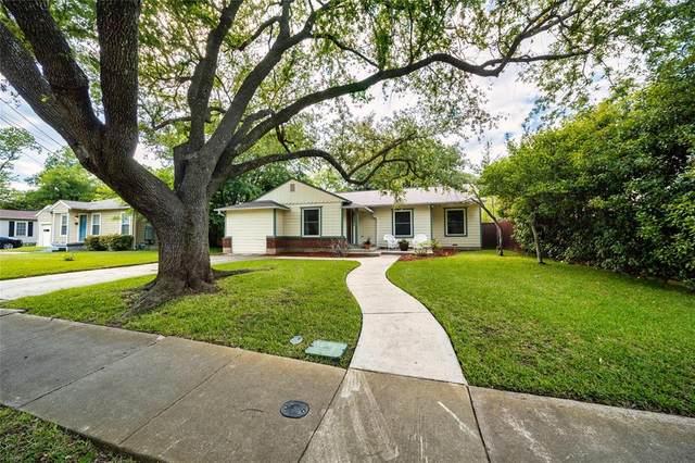 6603 Santa Fe Avenue, Dallas, TX 75223 (MLS #14572372) :: All Cities USA Realty