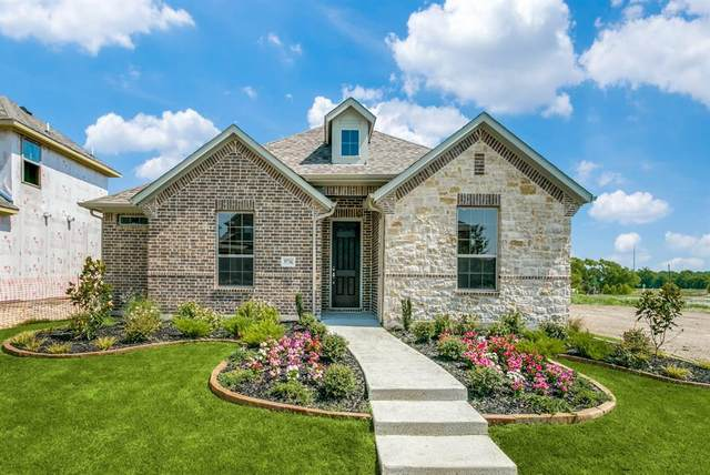 9609 Stratton Drive, Frisco, TX 75035 (MLS #14572395) :: EXIT Realty Elite