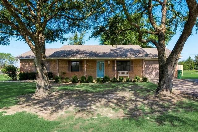 173 Ridgecrest Street, Fairfield, TX 75840 (MLS #14572410) :: Real Estate By Design