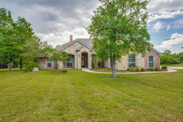 102 Quail Bluff Lane, Aledo, TX 76008 (MLS #14572416) :: Team Tiller