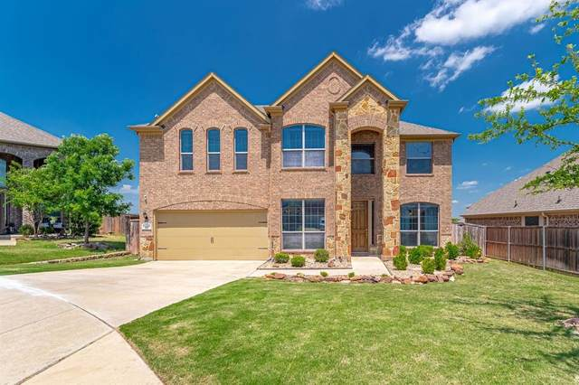 625 Allister Court, Roanoke, TX 76262 (MLS #14572422) :: 1st Choice Realty