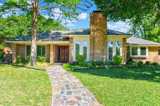 7001 Duffield Drive, Dallas, TX 75248 (MLS #14572426) :: ACR- ANN CARR REALTORS®