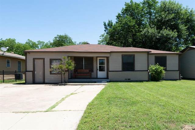 520 Mimosa Street, Irving, TX 75061 (MLS #14572439) :: Front Real Estate Co.