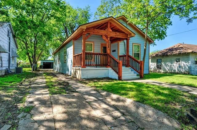1108 E Jones Street, Sherman, TX 75090 (#14572443) :: Homes By Lainie Real Estate Group