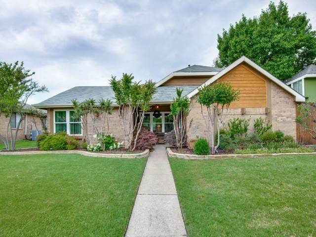 3845 Province Drive, Carrollton, TX 75007 (MLS #14572450) :: Team Tiller