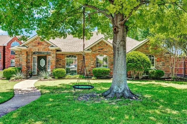 1 Fountain Gate Circle, Allen, TX 75002 (MLS #14572489) :: ACR- ANN CARR REALTORS®