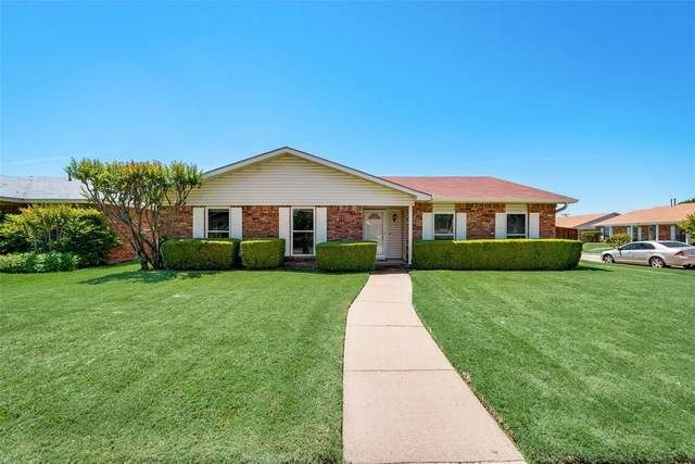 2000 Emory Oak Drive, Carrollton, TX 75007 (MLS #14572494) :: Team Tiller