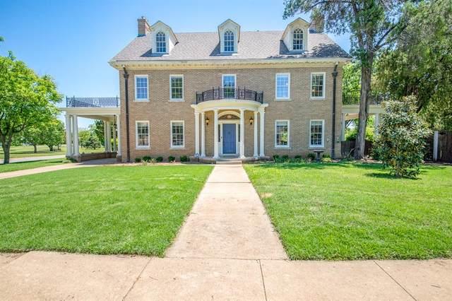 1301 Grant Street, Wichita Falls, TX 76309 (MLS #14572497) :: Real Estate By Design