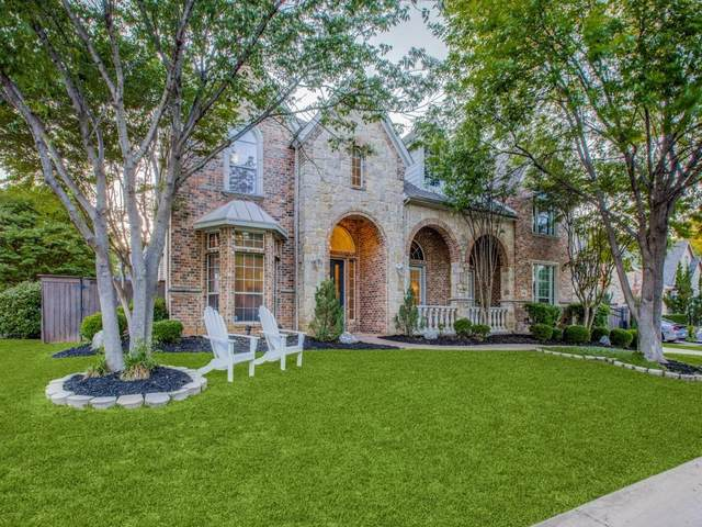 1425 Montgomery Lane, Southlake, TX 76092 (MLS #14572532) :: The Tierny Jordan Network