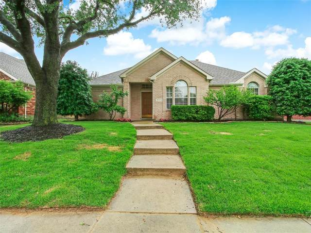 10312 Ashmont Drive, Frisco, TX 75035 (MLS #14572535) :: The Tierny Jordan Network