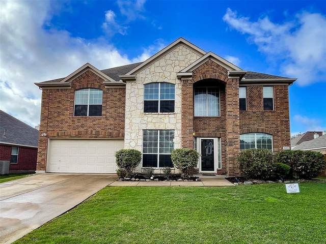 3009 Jacob Drive, Wylie, TX 75098 (MLS #14572568) :: The Mauelshagen Group