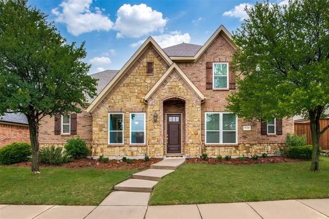 3558 Nation Drive, Frisco, TX 75034 (MLS #14572579) :: The Kimberly Davis Group