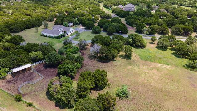 6813 Running Deer Court, Granbury, TX 76049 (MLS #14572588) :: Real Estate By Design