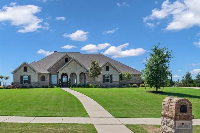 121 Falcon Point Drive, Heath, TX 75032 (MLS #14572598) :: RE/MAX Landmark
