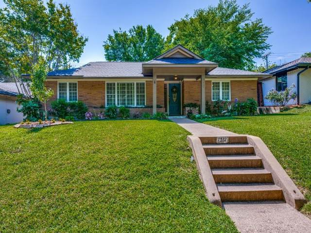 7312 Crownrich Lane, Dallas, TX 75214 (MLS #14572617) :: All Cities USA Realty