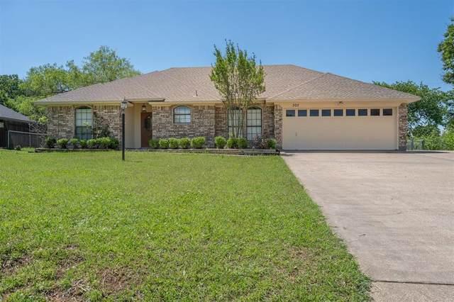 202 Edgehill Road, Joshua, TX 76058 (MLS #14572630) :: Keller Williams Realty