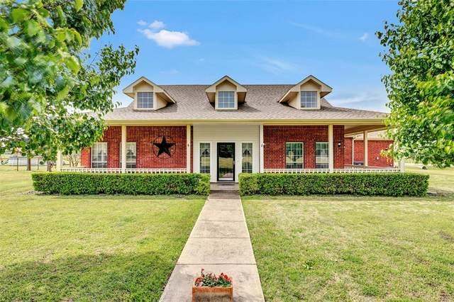 12601 County Road 8, Celina, TX 75009 (MLS #14572642) :: Premier Properties Group of Keller Williams Realty