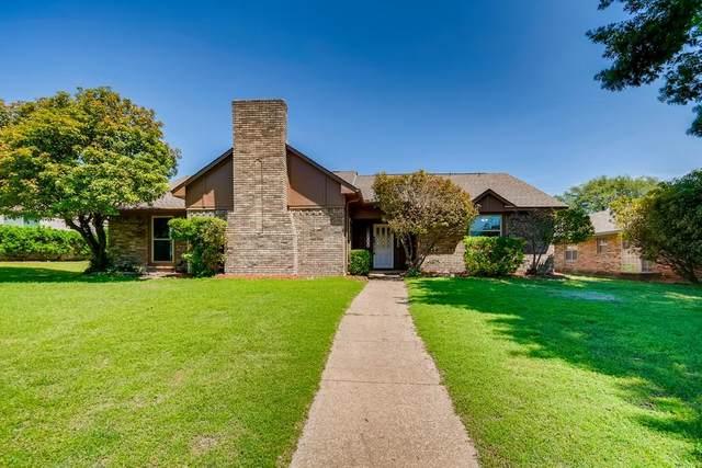 911 New Bedford Lane, Allen, TX 75002 (MLS #14572647) :: Frankie Arthur Real Estate