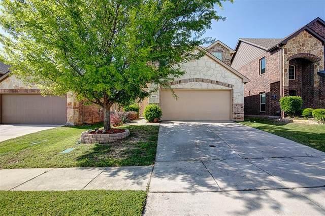 9917 Pronghorn Road, Mckinney, TX 75071 (MLS #14572653) :: EXIT Realty Elite