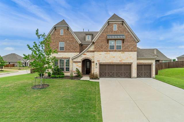 1170 Olympia Lane, Prosper, TX 75078 (MLS #14572661) :: Premier Properties Group of Keller Williams Realty