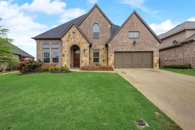 967 Highpoint Way, Roanoke, TX 76262 (MLS #14572670) :: Justin Bassett Realty