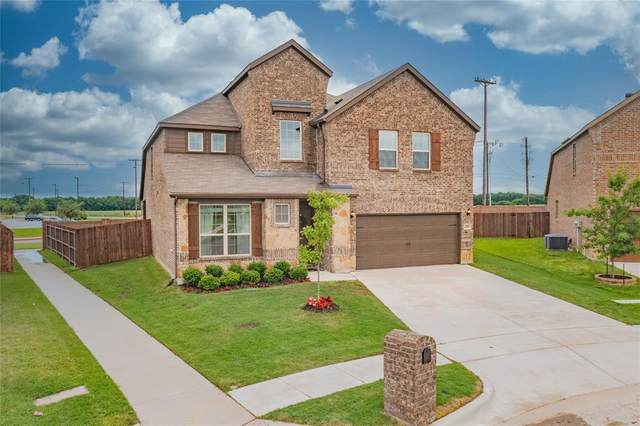 295 Hilltop Drive, Justin, TX 76247 (MLS #14572674) :: Real Estate By Design