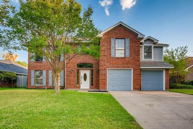 326 Baldwin Street, Grand Prairie, TX 75052 (MLS #14572680) :: The Chad Smith Team