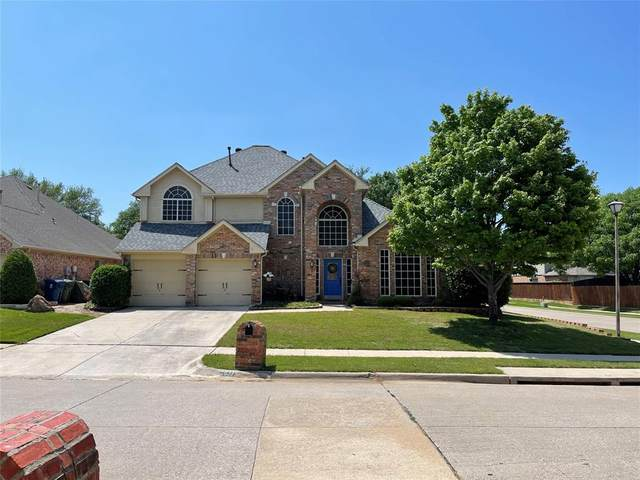 2637 Skinner Drive, Flower Mound, TX 75028 (MLS #14572704) :: 1st Choice Realty