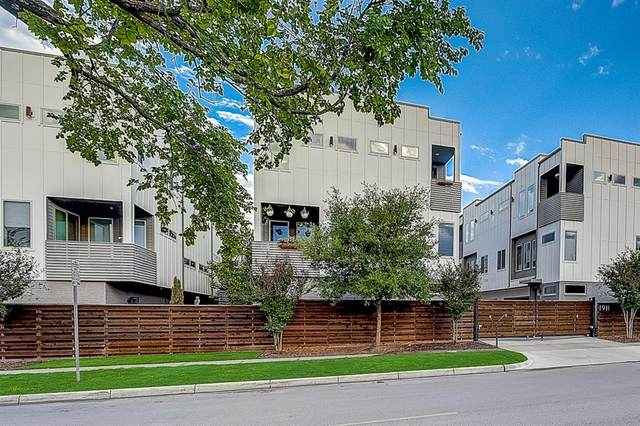 1911 Summit Avenue #2, Dallas, TX 75206 (MLS #14572708) :: All Cities USA Realty