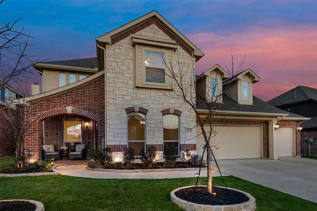 1170 Spring Cress Drive, Burleson, TX 76028 (MLS #14572739) :: The Hornburg Real Estate Group