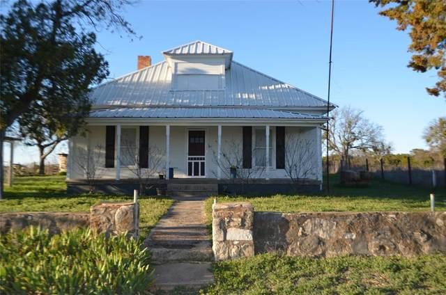 5080 Tin Top Road, Weatherford, TX 76087 (MLS #14572745) :: Trinity Premier Properties