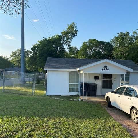 5536 Goodman Avenue, Fort Worth, TX 76107 (MLS #14572754) :: Craig Properties Group