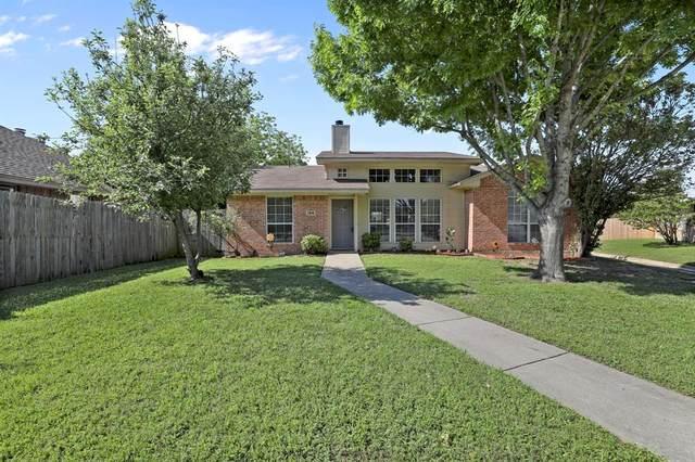 104 Windbrook Street, Denton, TX 76207 (MLS #14572756) :: Craig Properties Group