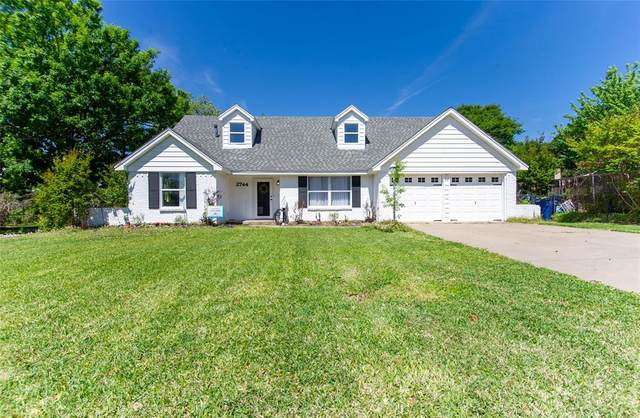 2744 Bay Meadows Court, Farmers Branch, TX 75234 (MLS #14572774) :: The Mitchell Group