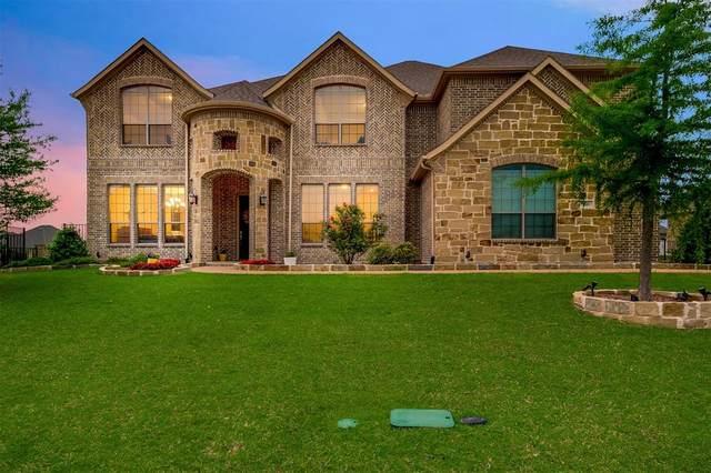 308 Toulouse Lane, Heath, TX 75032 (MLS #14572793) :: Real Estate By Design