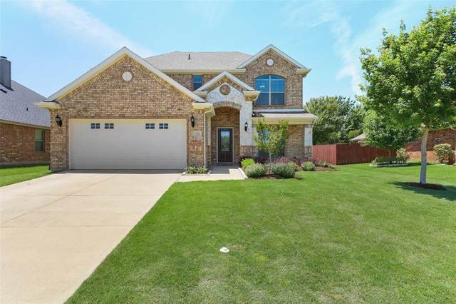 155 Valley Ranch Drive, Waxahachie, TX 75165 (MLS #14572816) :: Rafter H Realty