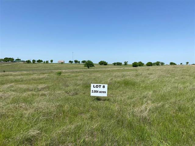 Lot 8 County Road 359, Muenster, TX 76252 (MLS #14572826) :: Team Tiller
