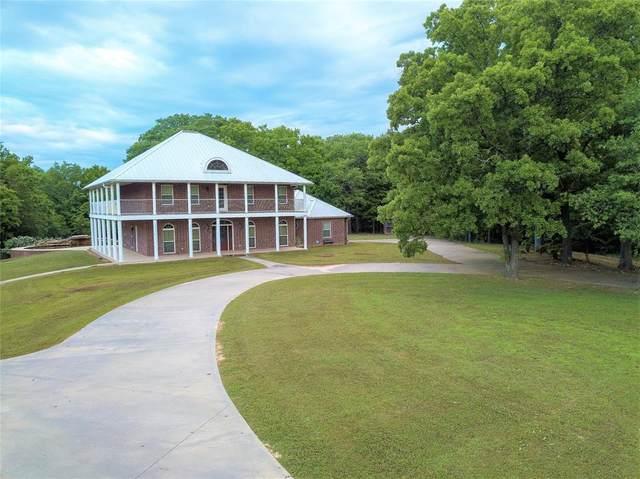450 County Road 2026, Ivanhoe, TX 75447 (MLS #14572829) :: RE/MAX Landmark