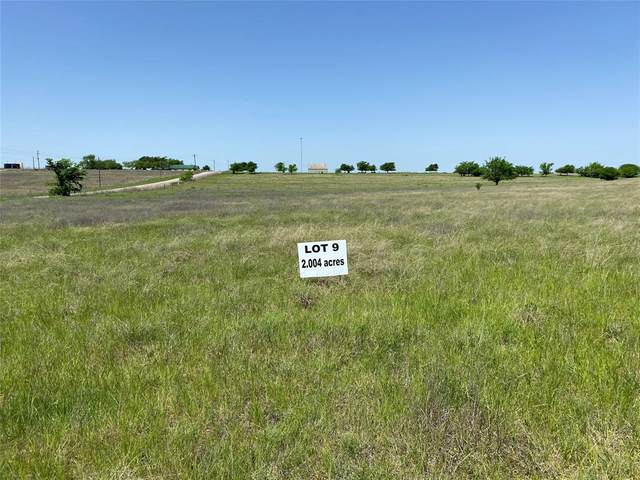 Lot 9 County Road 359, Muenster, TX 76252 (MLS #14572836) :: Team Tiller