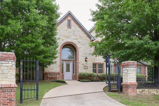 4220 Cheshire Drive, Colleyville, TX 76034 (MLS #14572845) :: The Kimberly Davis Group
