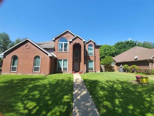 4529 Forsyth Lane, Grand Prairie, TX 75052 (MLS #14572876) :: The Hornburg Real Estate Group